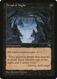Dread of Night, Magic, Tempest