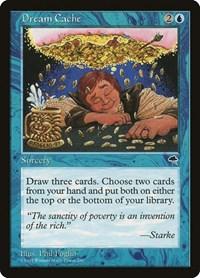 Dream Cache, Magic: The Gathering, Tempest