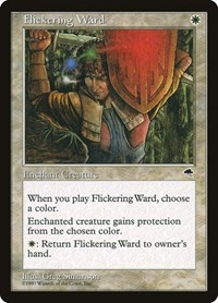 Flickering Ward, Magic: The Gathering, Tempest