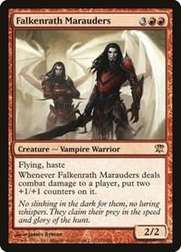 Falkenrath Marauders, Magic, Innistrad