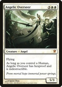 Angelic Overseer, Magic: The Gathering, Innistrad
