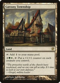 Gavony Township, Magic, Innistrad