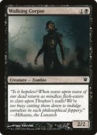 Walking Corpse, Magic: The Gathering, Innistrad