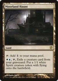 Moorland Haunt, Magic, Innistrad