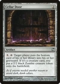 Cellar Door, Magic, Innistrad