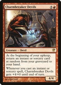 Charmbreaker Devils, Magic: The Gathering, Innistrad