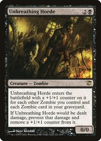 Unbreathing Horde, Magic, Innistrad