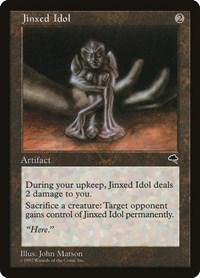 Jinxed Idol, Magic: The Gathering, Tempest