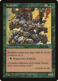 Krakilin, Magic: The Gathering, Tempest
