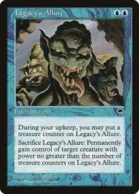 Legacy's Allure, Magic: The Gathering, Tempest