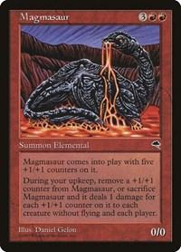 Magmasaur, Magic: The Gathering, Tempest