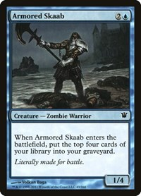 Armored Skaab, Magic: The Gathering, Innistrad