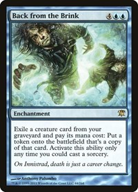 Back from the Brink, Magic, Innistrad