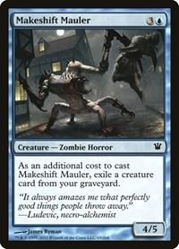 Makeshift Mauler, Magic: The Gathering, Innistrad