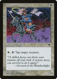 Master Decoy, Magic: The Gathering, Tempest