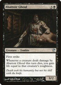 Abattoir Ghoul, Magic: The Gathering, Innistrad