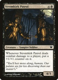 Stromkirk Patrol, Magic: The Gathering, Innistrad