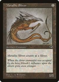 Metallic Sliver, Magic: The Gathering, Tempest