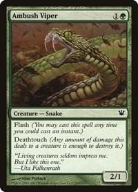 Ambush Viper, Magic: The Gathering, Innistrad