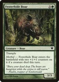 Festerhide Boar, Magic: The Gathering, Innistrad