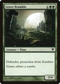 Grave Bramble, Magic: The Gathering, Innistrad