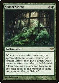 Gutter Grime, Magic: The Gathering, Innistrad