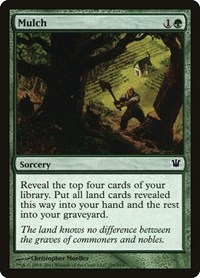 Mulch, Magic: The Gathering, Innistrad