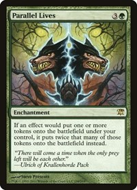 Parallel Lives, Magic: The Gathering, Innistrad