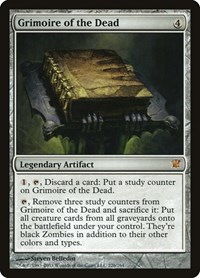 Grimoire of the Dead (Foil)