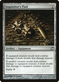 Inquisitor's Flail, Magic: The Gathering, Innistrad