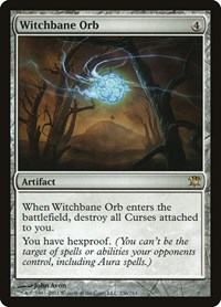 Witchbane Orb, Magic: The Gathering, Innistrad