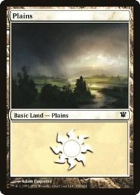 Plains (250), Magic: The Gathering, Innistrad