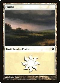 Plains (252), Magic: The Gathering, Innistrad