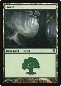 Forest (263), Magic, Innistrad