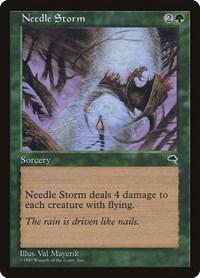 Needle Storm, Magic: The Gathering, Tempest