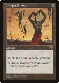 Puppet Strings, Magic: The Gathering, Tempest