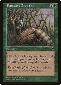 Rampant Growth, Magic: The Gathering, Tempest