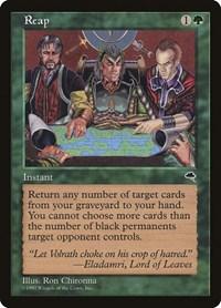 Reap, Magic: The Gathering, Tempest