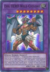Super Rare Mint Yugioh LCGX-EN068 Evil Hero Lightning Golem