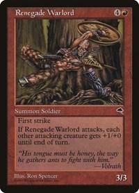 Renegade Warlord, Magic, Tempest