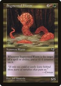 Segmented Wurm, Magic, Tempest