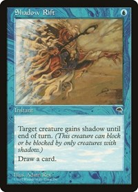 Shadow Rift, Magic, Tempest