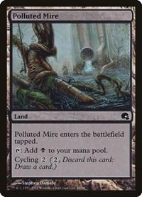 Polluted Mire, Magic: The Gathering, Premium Deck Series: Graveborn