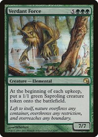 Verdant Force, Magic: The Gathering, Premium Deck Series: Graveborn