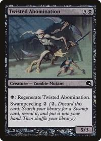 Twisted Abomination, Magic: The Gathering, Premium Deck Series: Graveborn