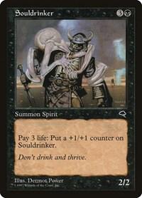 Souldrinker, Magic, Tempest