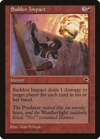 Sudden Impact, Magic: The Gathering, Tempest