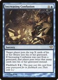 Increasing Confusion, Magic: The Gathering, Dark Ascension