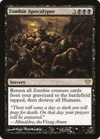 Zombie Apocalypse, Magic: The Gathering, Dark Ascension