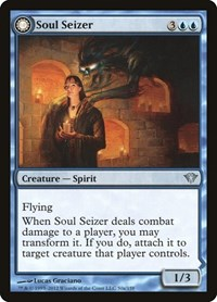 Soul Seizer, Magic: The Gathering, Dark Ascension